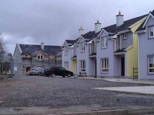 typical Irish houses - Ireland property tax depreciation Australia
