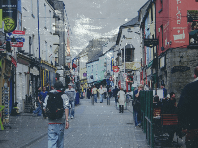 County Galway Voted Worlds Friendliest City