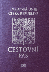 10th Most Powerful Passport In The World 2016 - Czech Republic