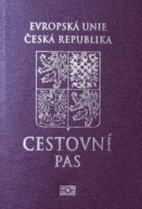 10th Most Powerful Passport In The World 2016 - Czech Republic
