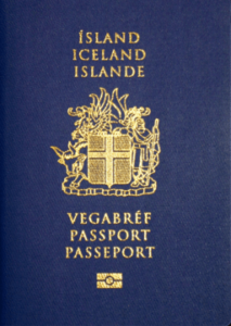 10th Most Powerful Passport In The World 2016 - Iceland