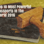 Most Powerful Passports Of The World 2016