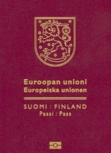 3rd Most Powerful Passport In The World - Finland