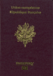 3rd Most Powerful Passport In The World - France