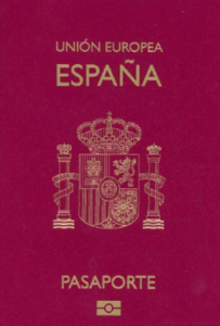 3rd Most Powerful Passport In The World - Spain