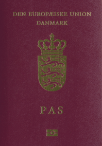 4th Most Powerful Passport In The World 2016 - Denmark