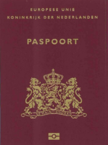 4th Most Powerful Passport In The World 2016 - Netherlands