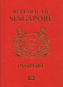 5th Most Powerful Passport In The World 2016 - Singapore