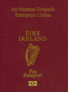 6th Most Powerful Passport In The World 2016 - Ireland
