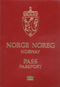 6th Most Powerful Passport In The World 2016 - Norway