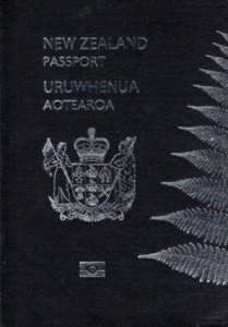 7th Most Powerful Passport In The World 2016 - New Zealand