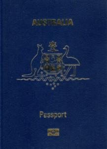 8th Most Powerful Passport In The World 2016 - Australia