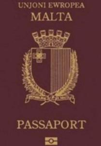 9h Most Powerful Passport In The World 2016 - Malta