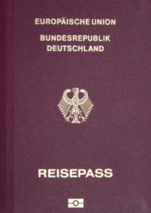 I have the most powerful passport in the world - Germany