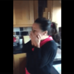 Irish Mammy Runs Away After Surprise Australian Homecoming