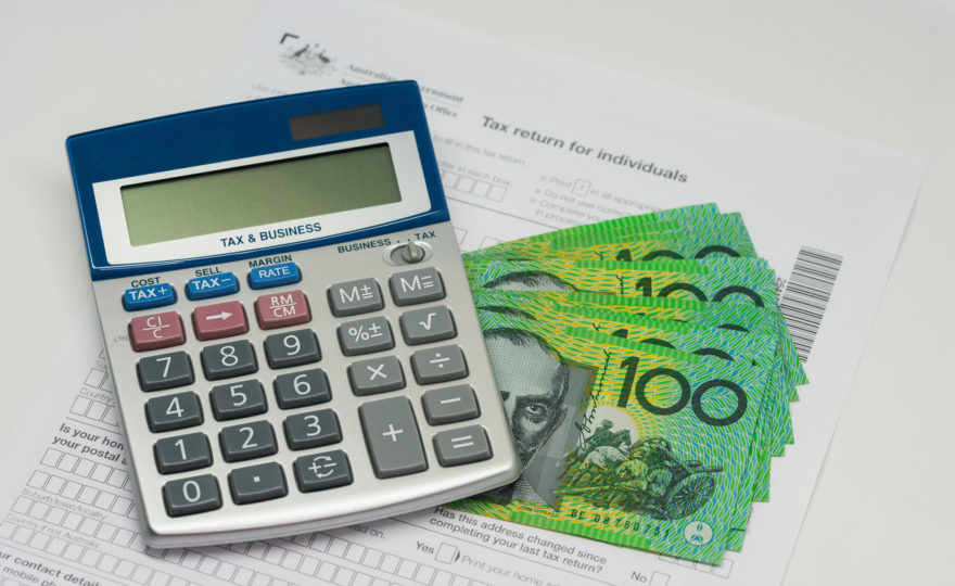 Australian tax refund 2017 update