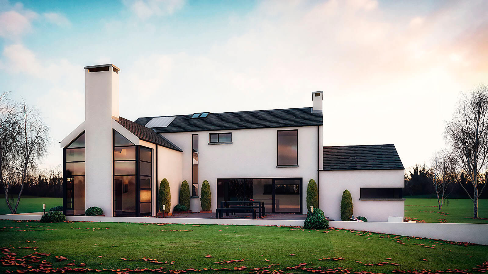 Tips for building a house in Ireland from abroad