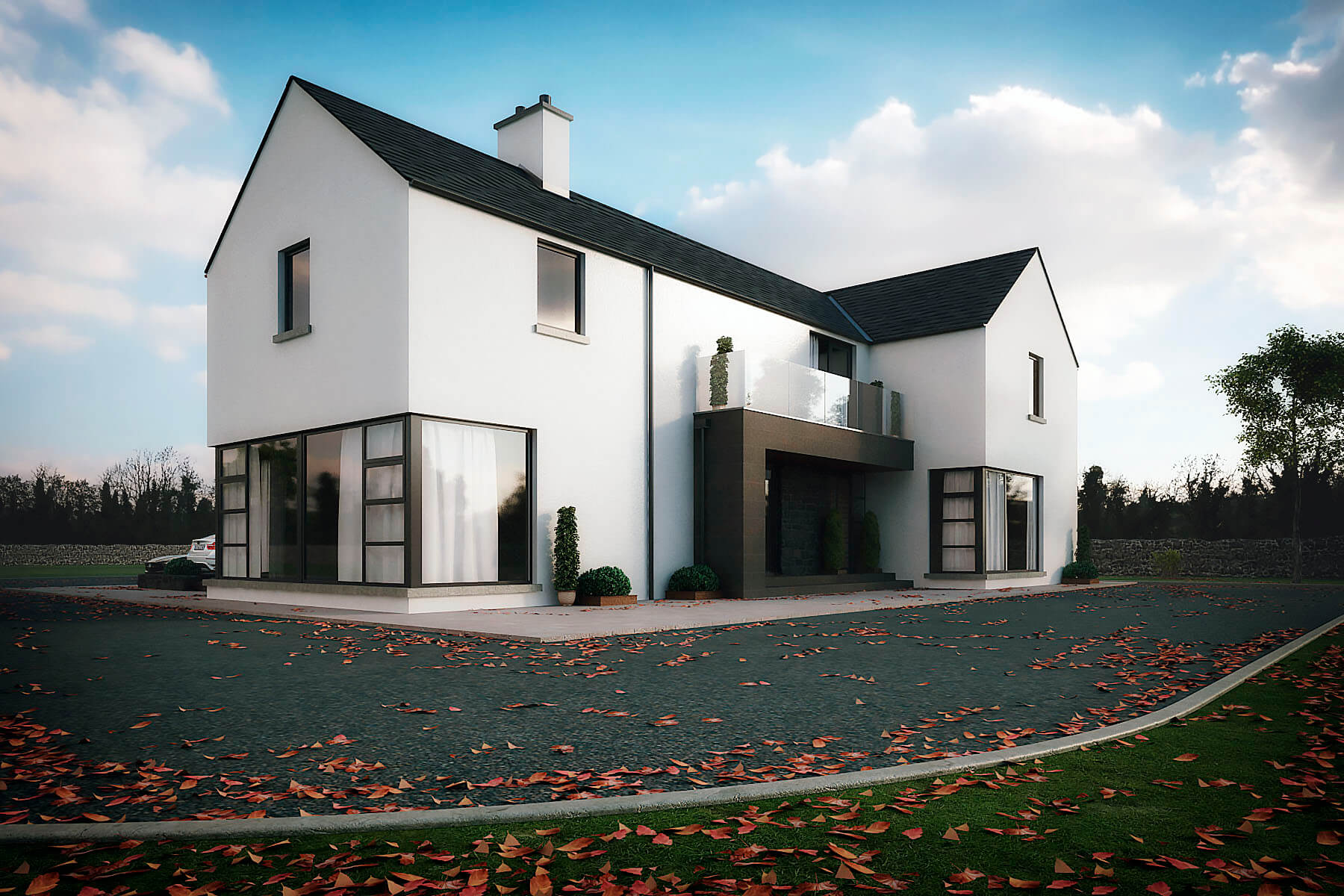 Tips for building a house in ireland from abroad irish - Tips for building a new home ...