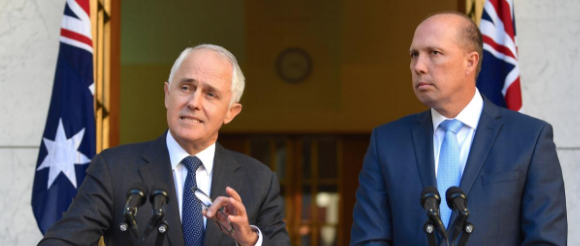 Government abolishing 457 visas, Malcolm Turnbull says