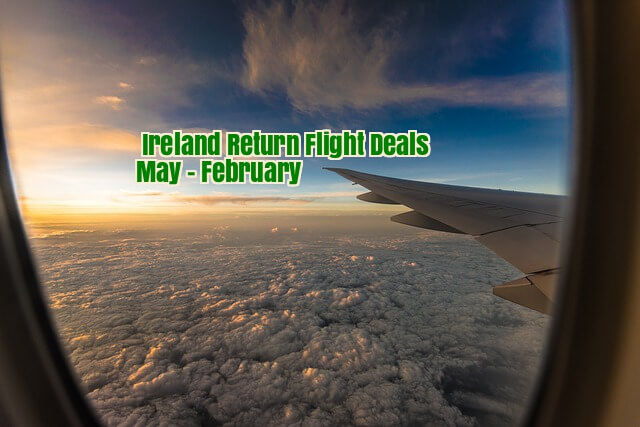 Ireland return flight deals (1)