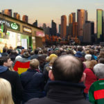 Aussies Puzzled By Crowds Of Irish At Woolies