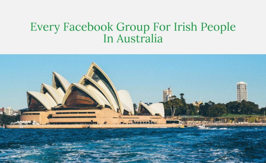 Facebook groups Irish People In Australia