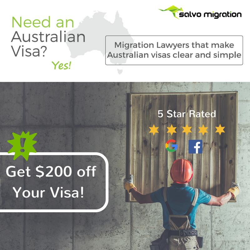 Salvo Migration Irish Around Oz