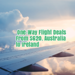 Just in! ✈ One-Way Flights From $620 Australia to Ireland