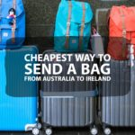 Cheapest Way To Send A Bag From Australia To Ireland – 2018