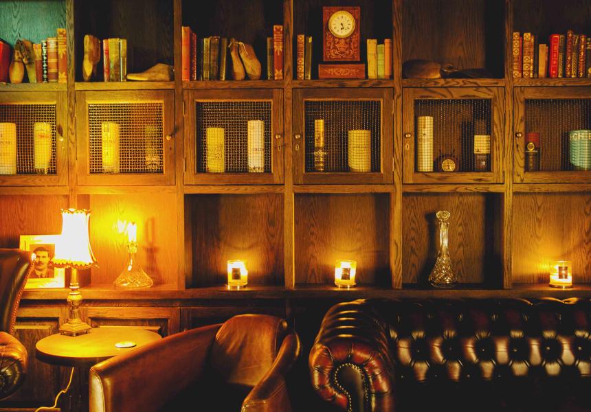 New Whiskey bar in Sydney