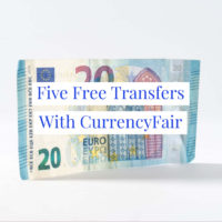 5 Free transfers with CurrencyFair and Irish Around Oz