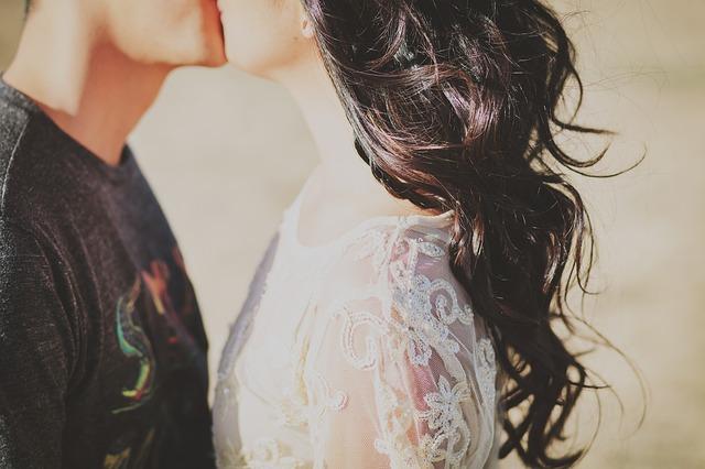 mystery kisser