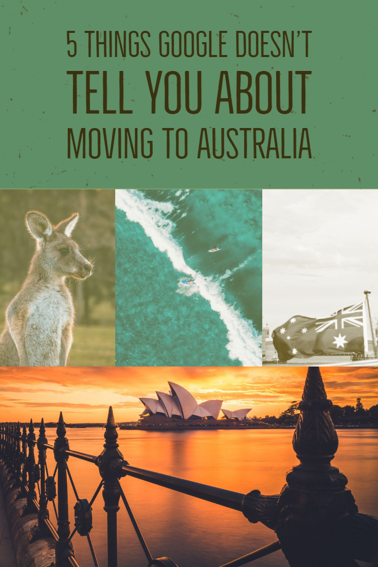 5 Things Google Doesn't Tell You About Moving To Australia.
