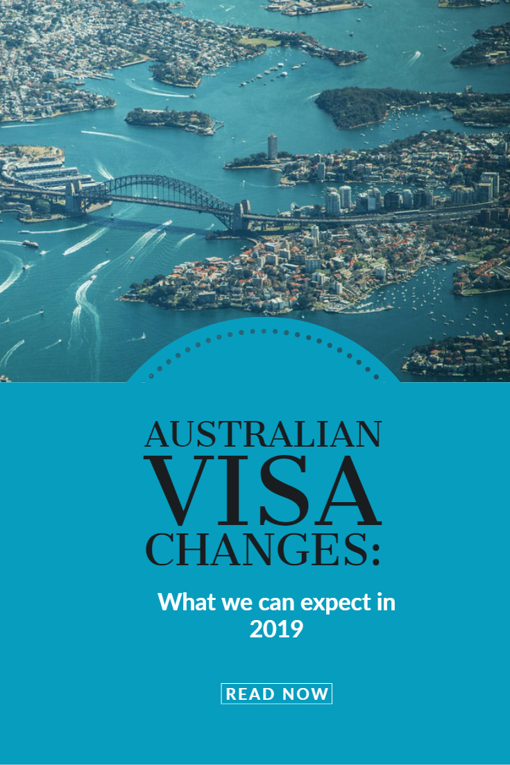 Australian Visa Changes: What You Can Expect In 2019