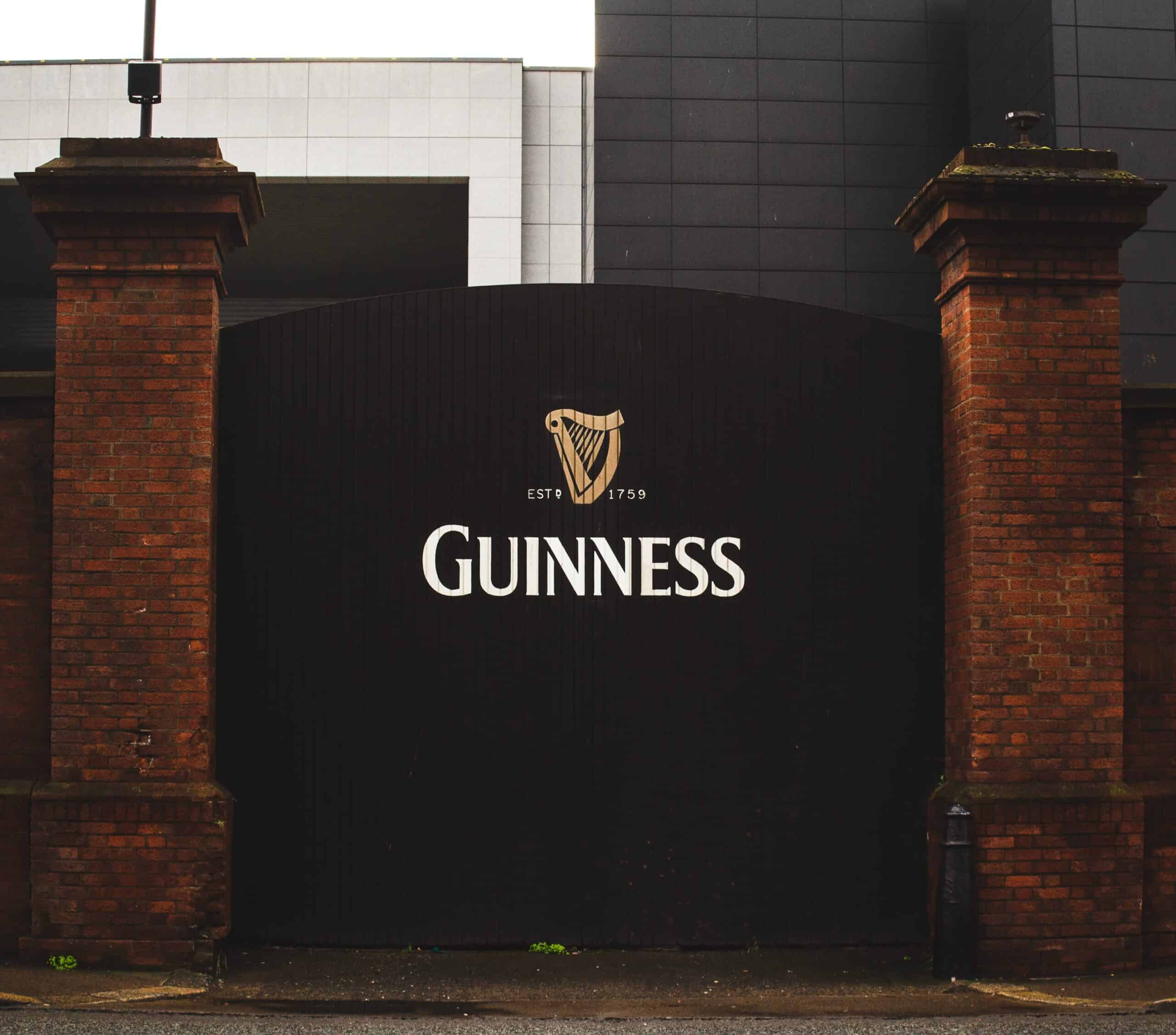 top drinking guinness by country