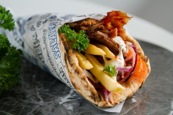Gyros in Melbourne Facts about Australia