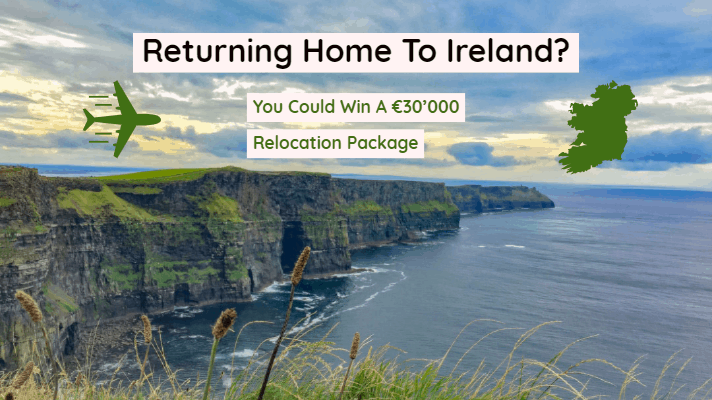 returning home to ireland