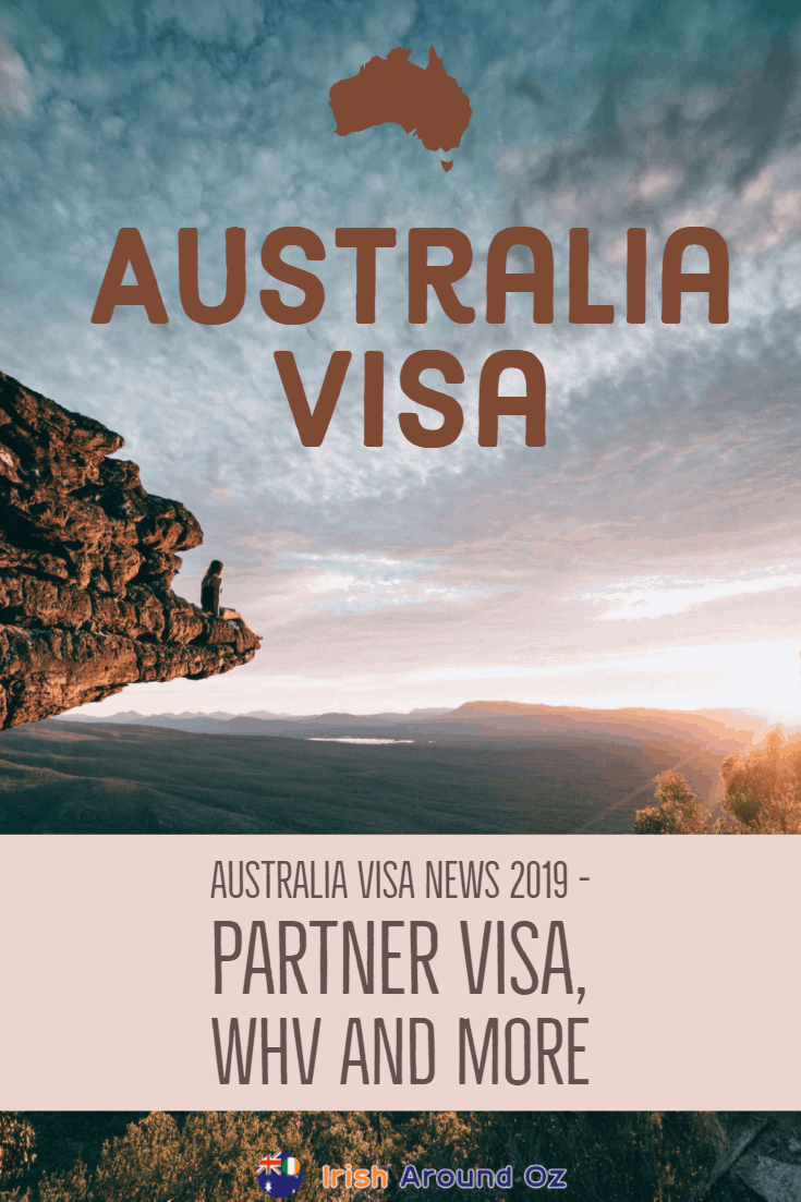 Australia Visa News - Partner Visa, WHV And More!